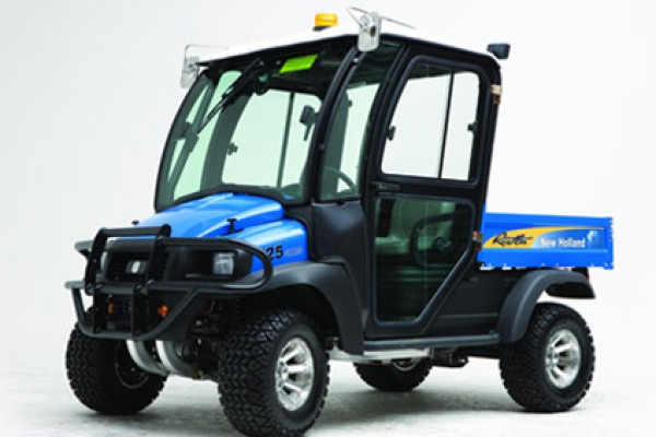 New Holland | Rustler | Model Rustler 125 UV Gas - 2 or 4-person for sale at Landmark Equipment, Texas