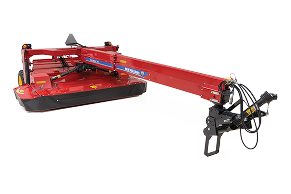 New Holland Discbine® 310 (Steel) for sale at Landmark Equipment, Texas