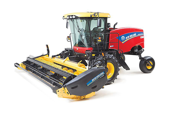 New Holland DuraSwath™ 425 HB for sale at Landmark Equipment, Texas