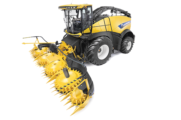 New Holland 750BFI Corn header for sale at Landmark Equipment, Texas