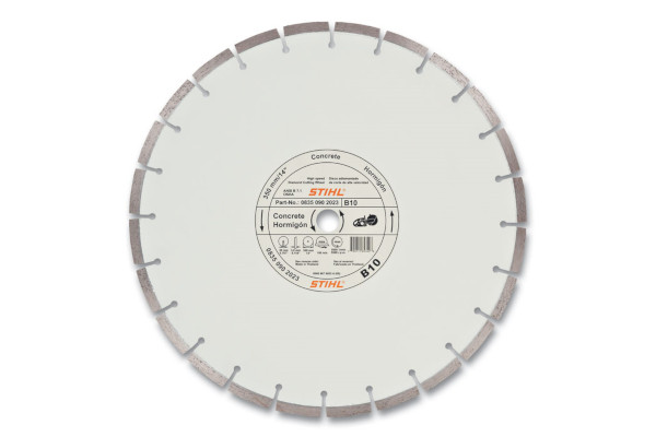 Stihl D-B10 Diamond Wheel - Economy Grade for sale at Landmark Equipment, Texas