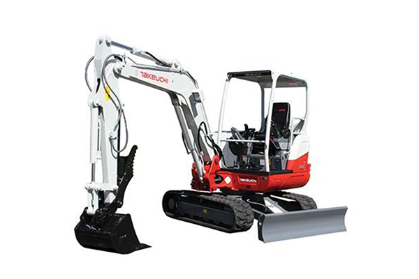 Takeuchi | Compact Excavators | Model TB240 for sale at Landmark Equipment, Texas